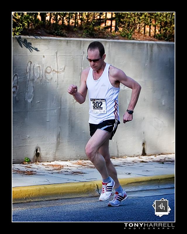 Valdosta Jingle Bell Classic Run 2007 Todd Smoot