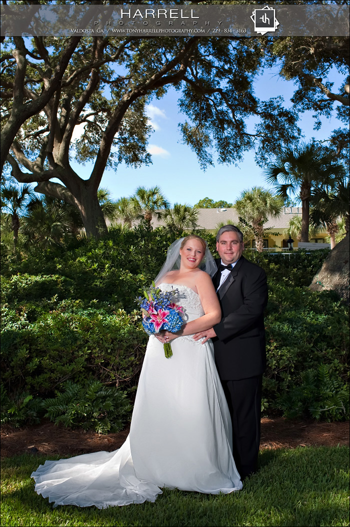 Jekyll Island Wedding Photography